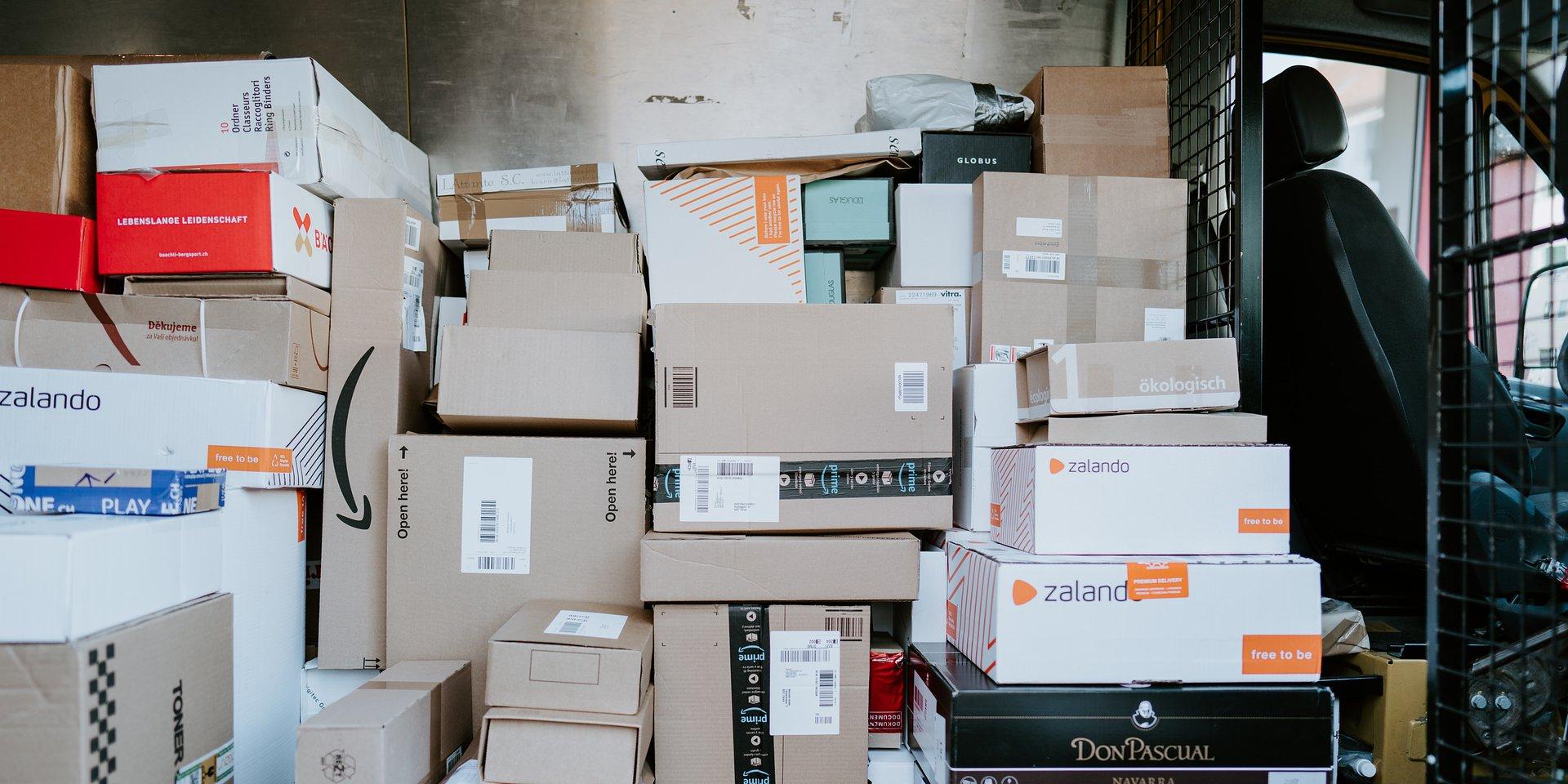 Online verkopen breken alle records: sector staat onder druk