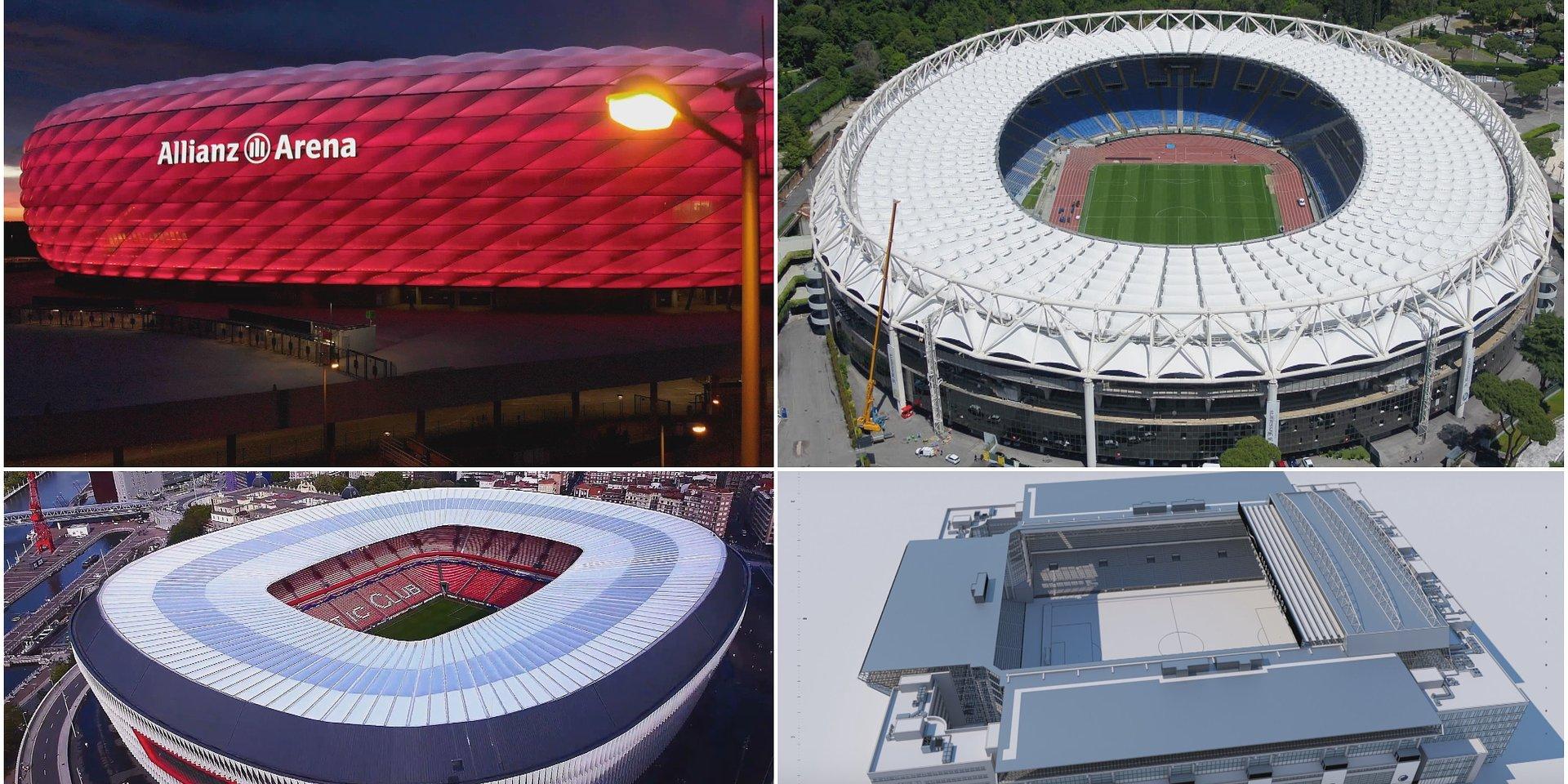 """""""Megastadiony"""" na 60-lecie Mistrzostw Europy! Nowa seria National Geographic"""