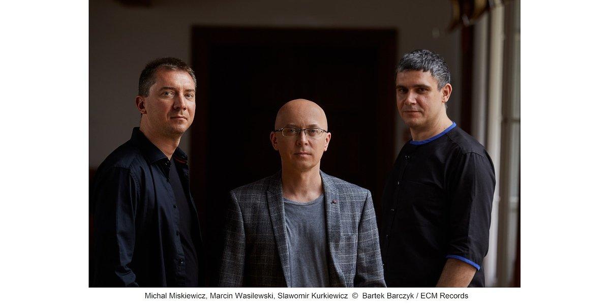 "Marcin Wasilewski Trio ogłasza nowy album ""Arctic Riff"" dla ECM Records"
