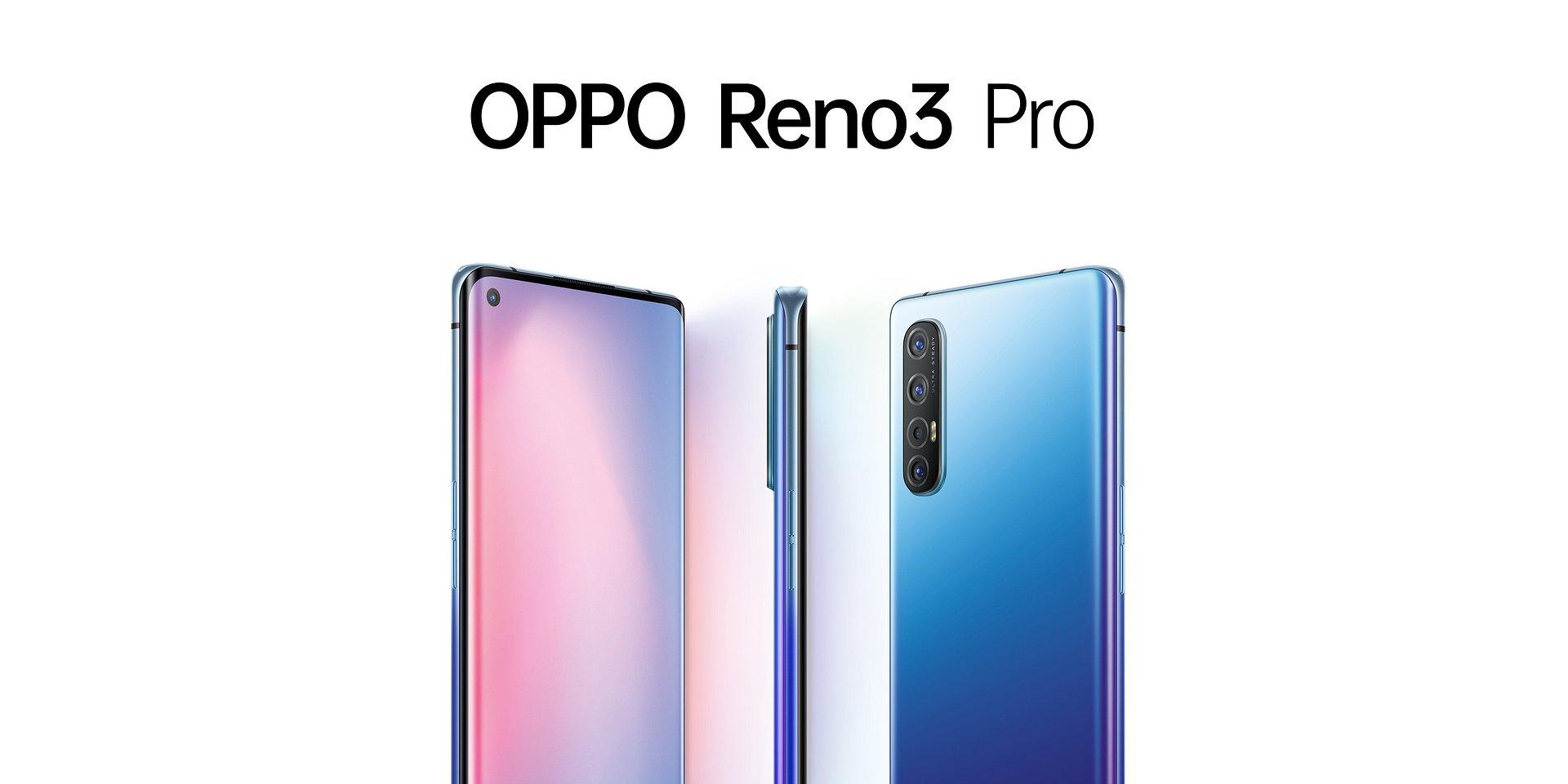 OPPO Reno3 Pro – wyraźnie ujmujący: najnowszy flagowiec trafia do regularnej sprzedaży