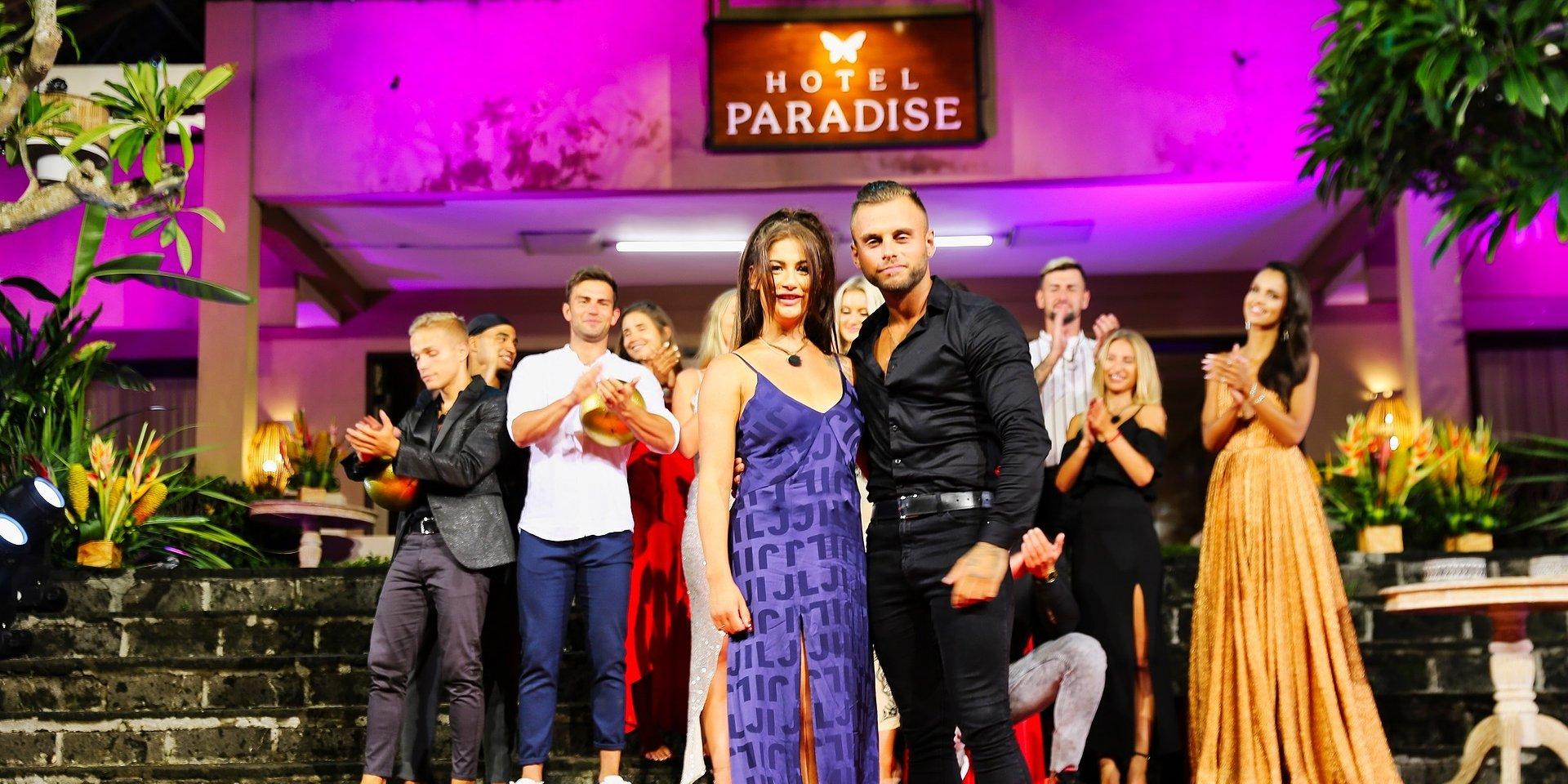 """Hotel Paradise"" hitem oglądalności w Siódemce!"
