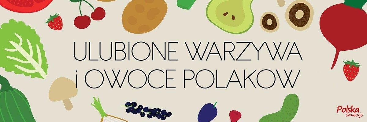 """Ulubione warzywa i owoce Polaków - prezentacja online wyników """"Narodowych badań konsumpcji warzyw i owoców"""""""