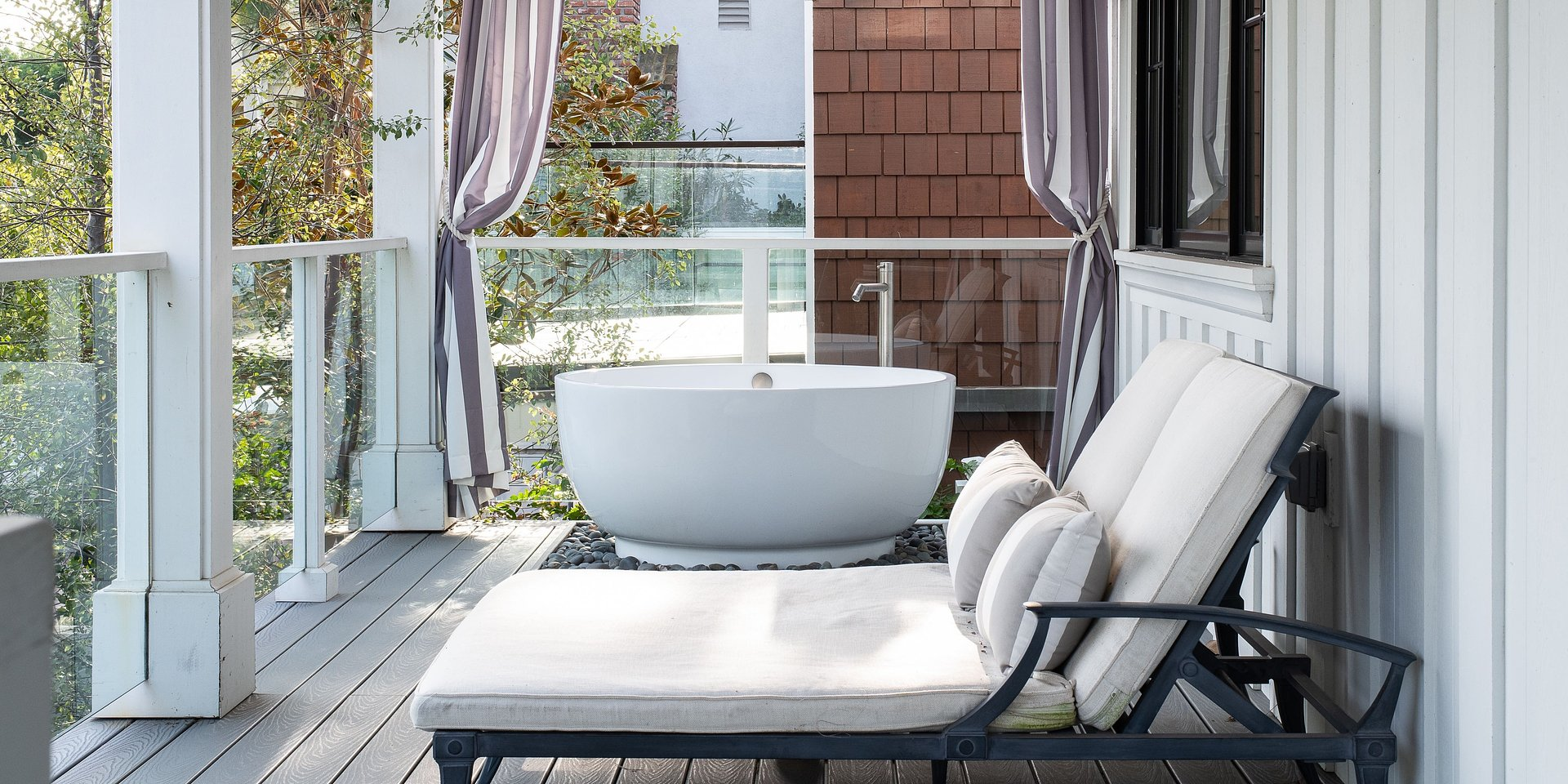 Coldwell Banker Realty Lists a Corona del Mar Property with an Outdoor Japanese Soaking Tub for $3.495 Million