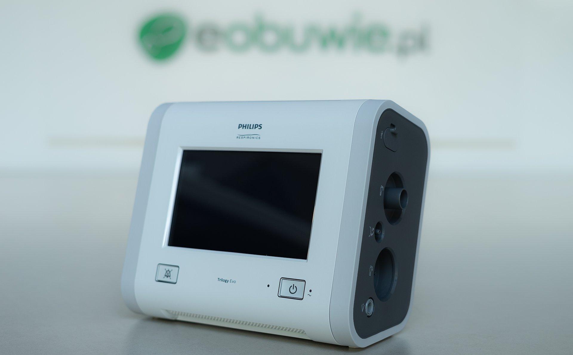Respirator dla zielonogórskiego szpitala