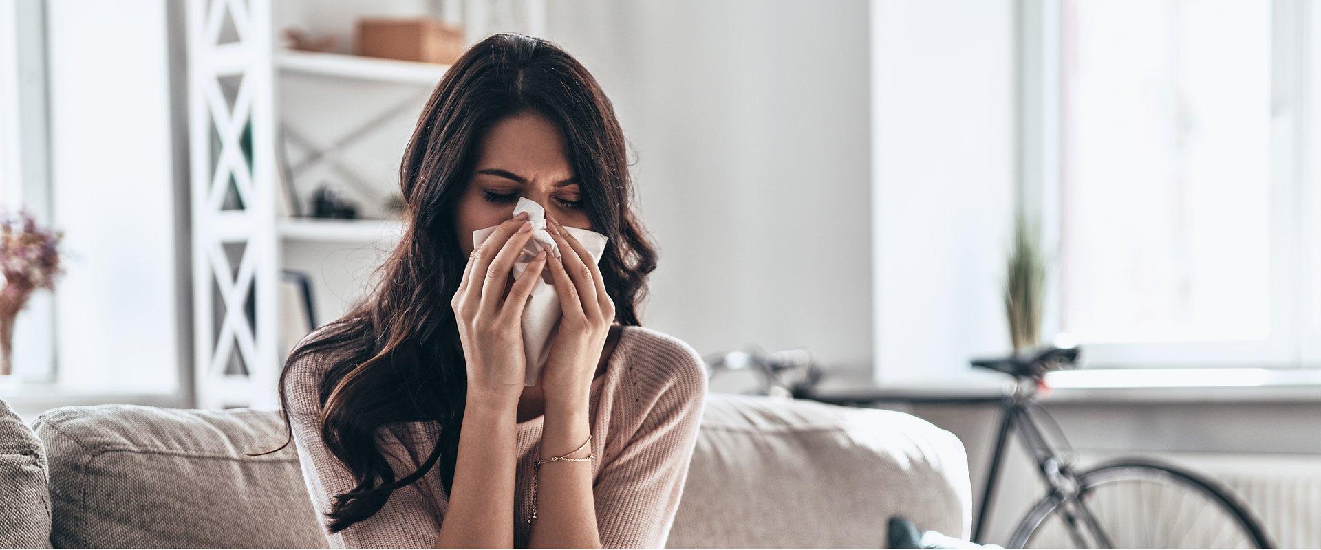 Alergia w czasie pandemii koronawirusa