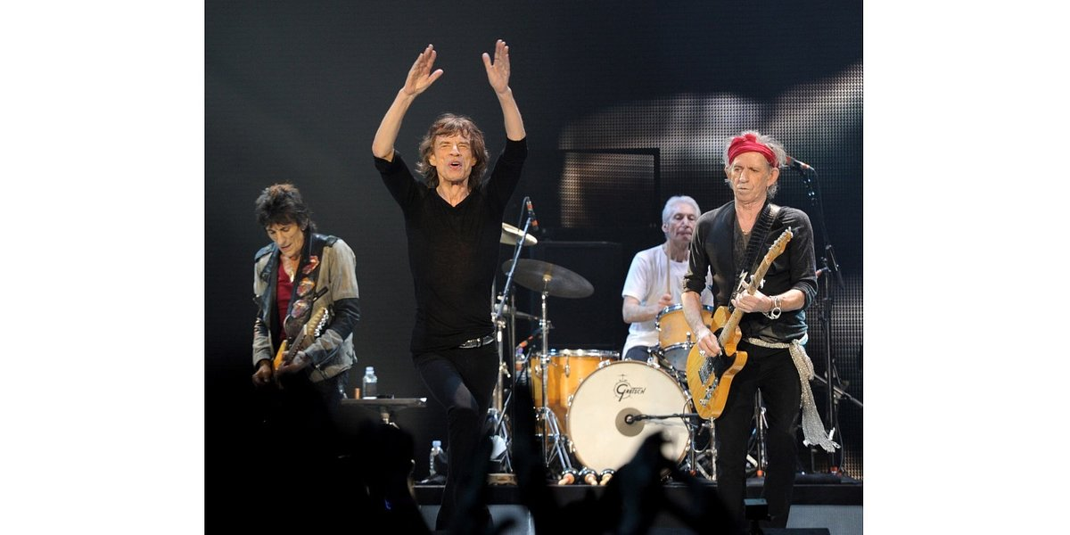 "Nowy utwór The Rolling Stones – ""Living in a Ghost Town"""