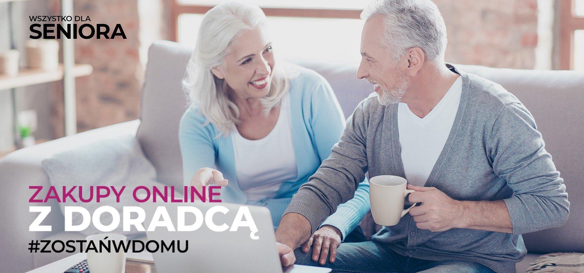 Zakupy w sieci dla seniorów nigdy nie były tak łatwe