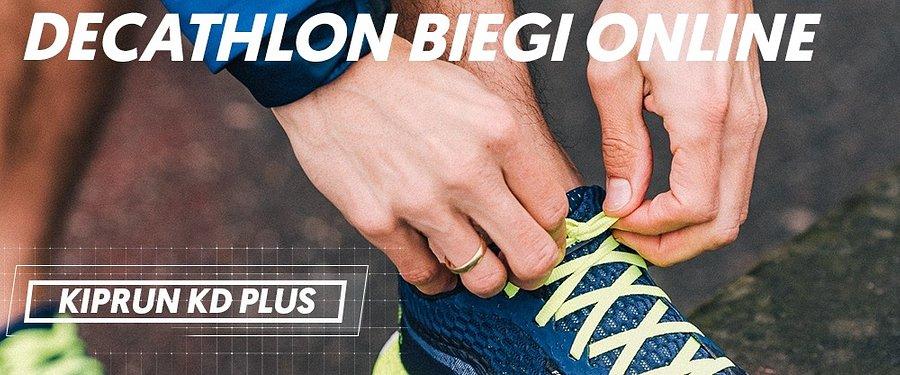 Ruszają Decathlon Biegi Online powered by Activy!