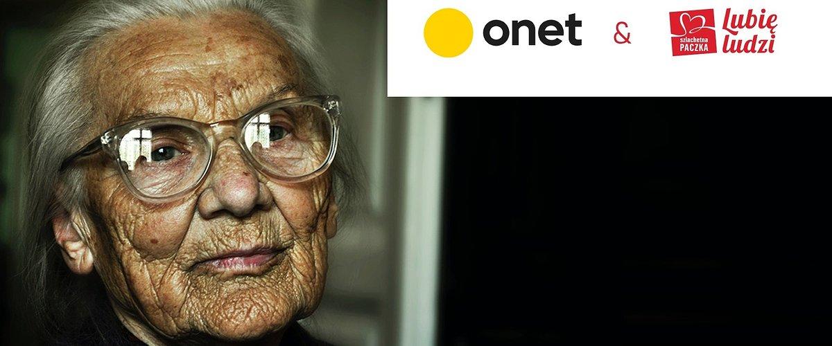 Onet.pl & Szlachetna Paczka – łączy nas troska o samotnych seniorów. Dziękujemy!