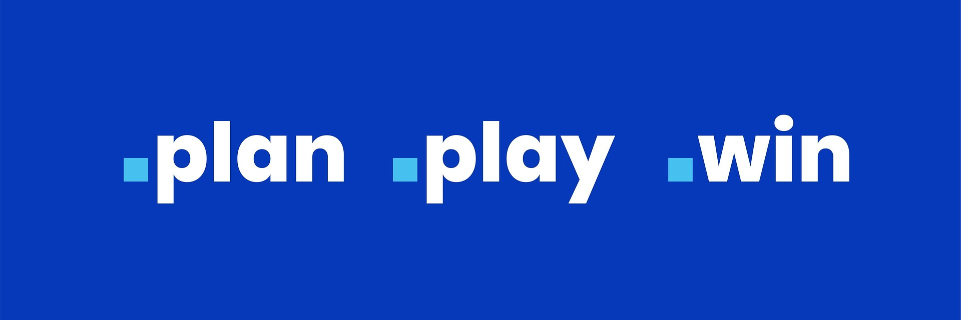 Nowy CI i strategia Bluerank. .Plan .Play .Win