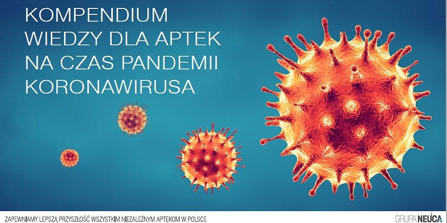 Aptekarskie vademecum podczas pandemii. Co powinni wiedzieć farmaceuci?
