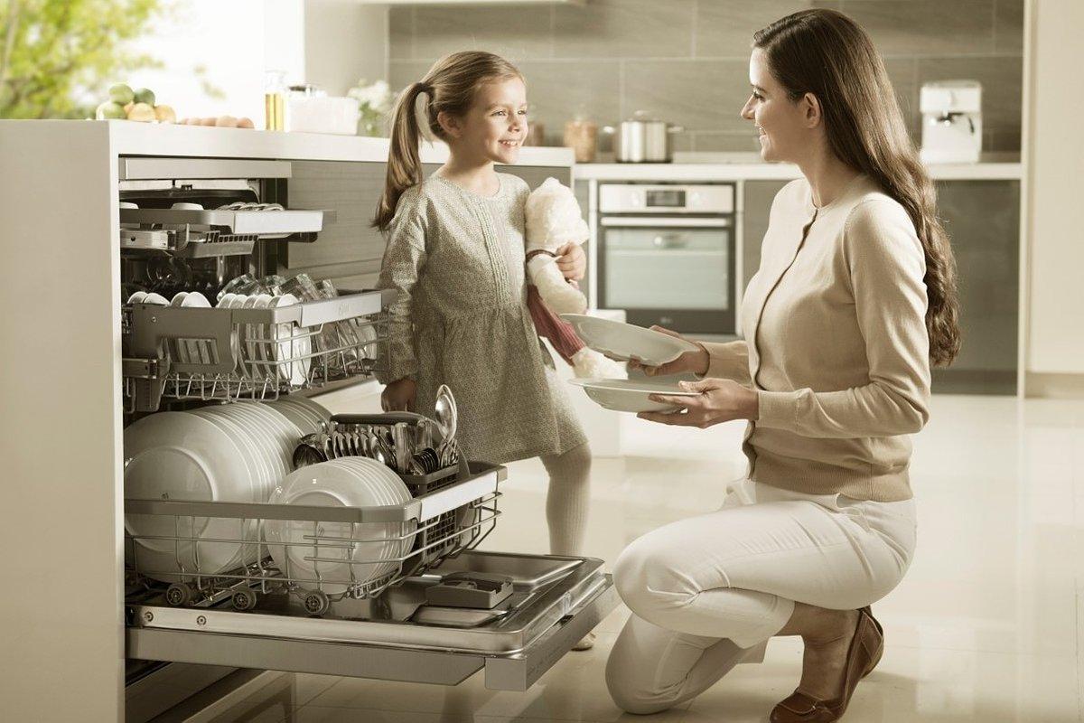 Pełną parą w trosce o zdrowy dom! LG wprowadza do Polski zmywarkę parową z technologią TrueSteam™