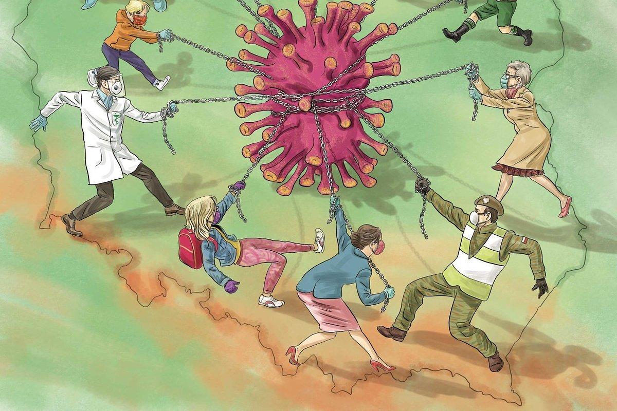 Scenariusze na czas po epidemii