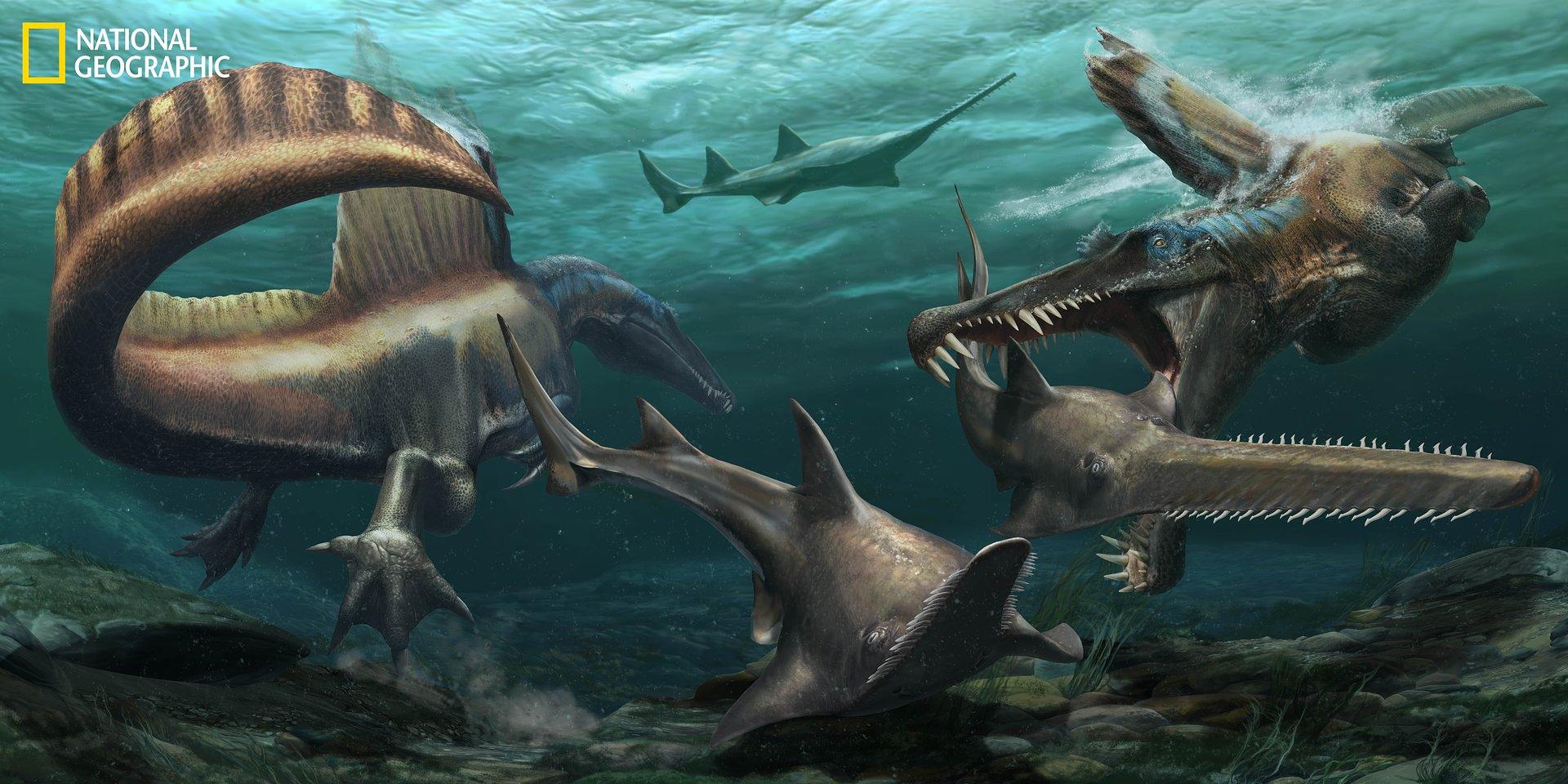 Przełomowe odkrycie nowej skamieliny rewolucjonizuje teorię ewolucji dinozaurów!