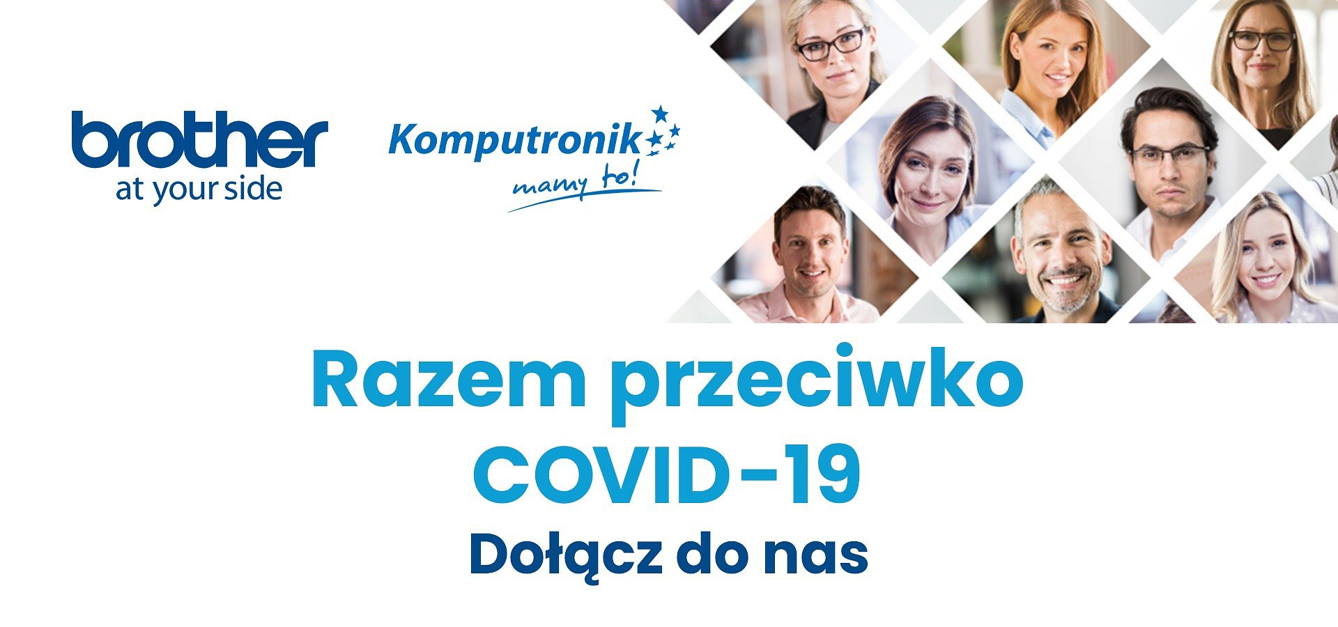 Kup drukarkę i pomóż w walce z COVID-19