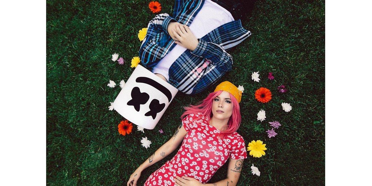 """Marshmello i Halsey łączą siły w nowym singlu """"Be Kind"""""""