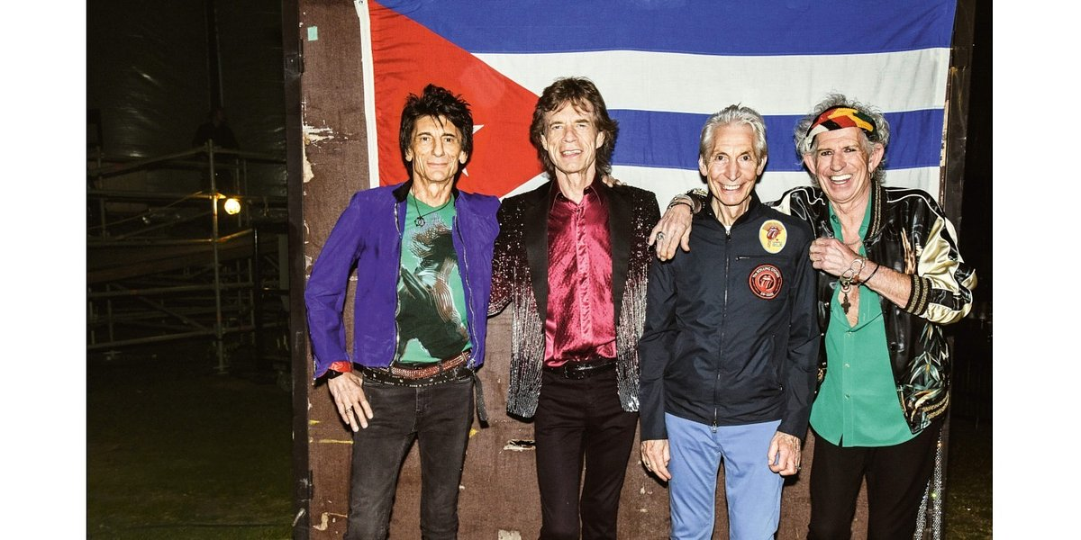 "The Rolling Stones z serią koncertów ""Extra Licks"" na YouTube"