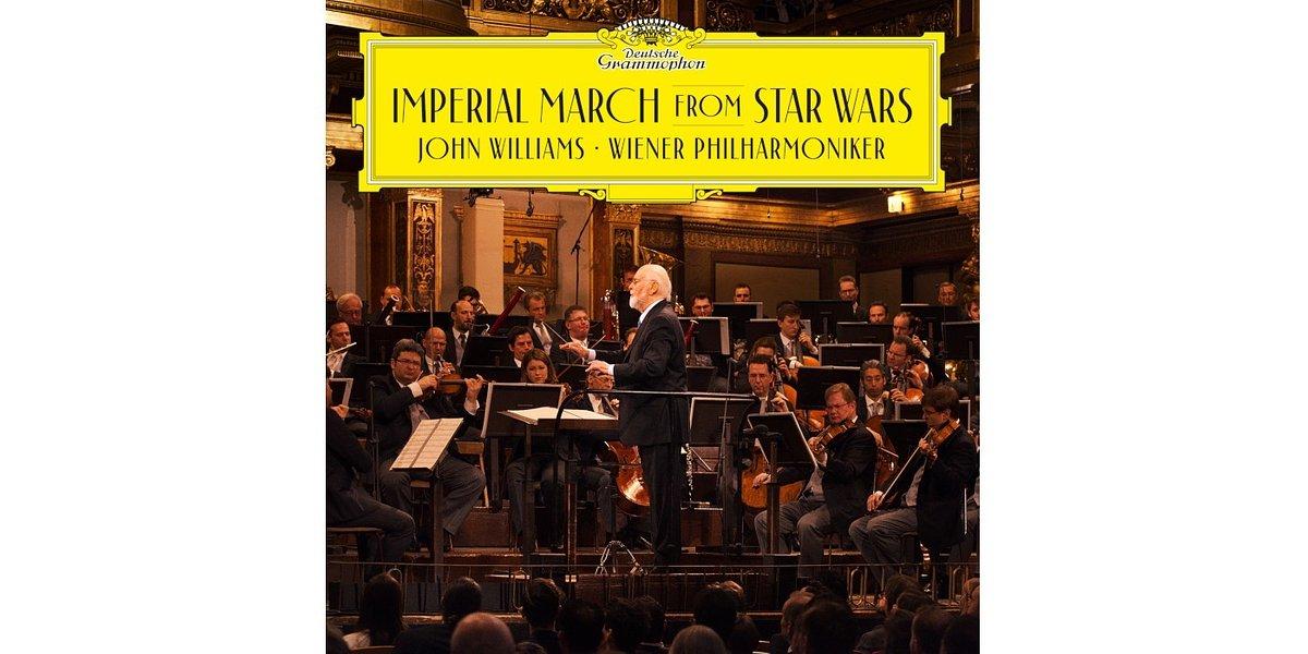 John Williams i Filharmonicy Wiedeńscy na wspólnym albumie