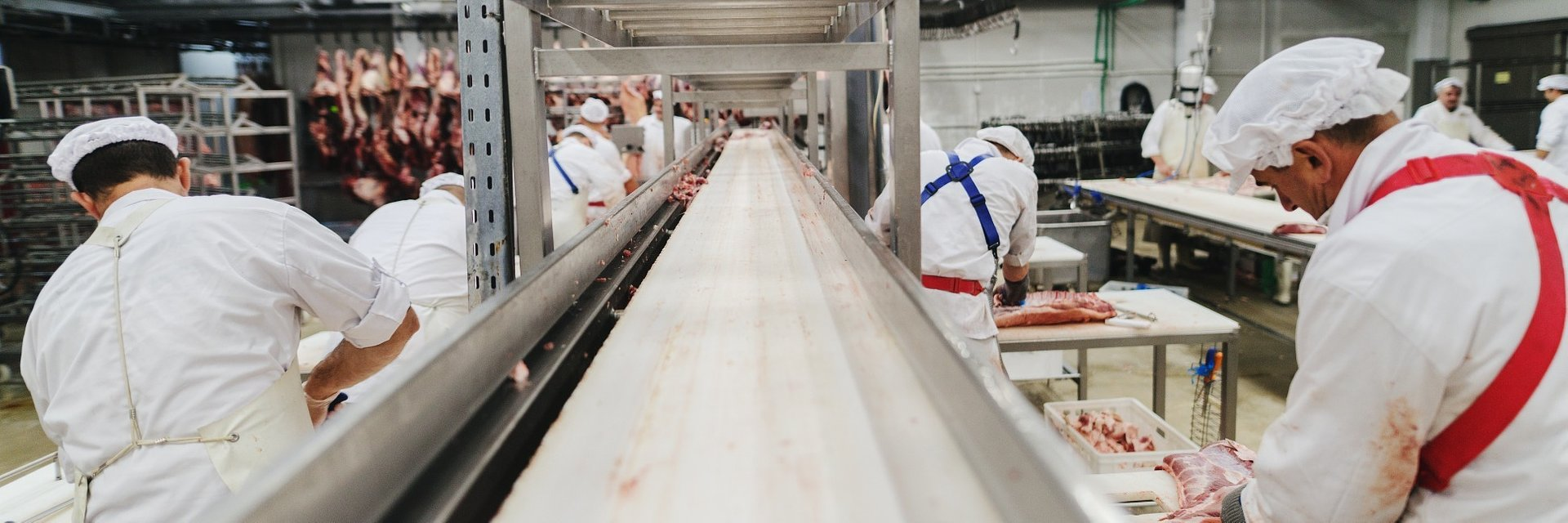 A Solution to the Food Processing Industry's Labor Shortage