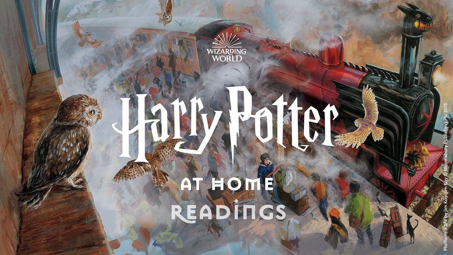 """Audio-exklusiv auf Spotify: Daniel Radcliffe, David Beckham und weitere Stars lesen """"Harry Potter And The Philosopher's Stone"""""""