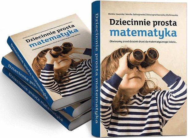 """Nowa książka mFundacji """"Dziecinnie prosta matematyka"""" teraz w formie e-booka. Pobrało ją już ponad 15 tys. osób!"""