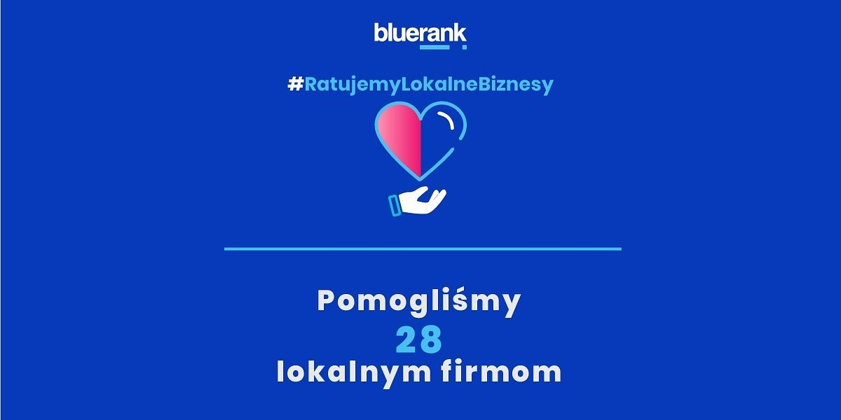 Bluerank dla lokalnych firm!