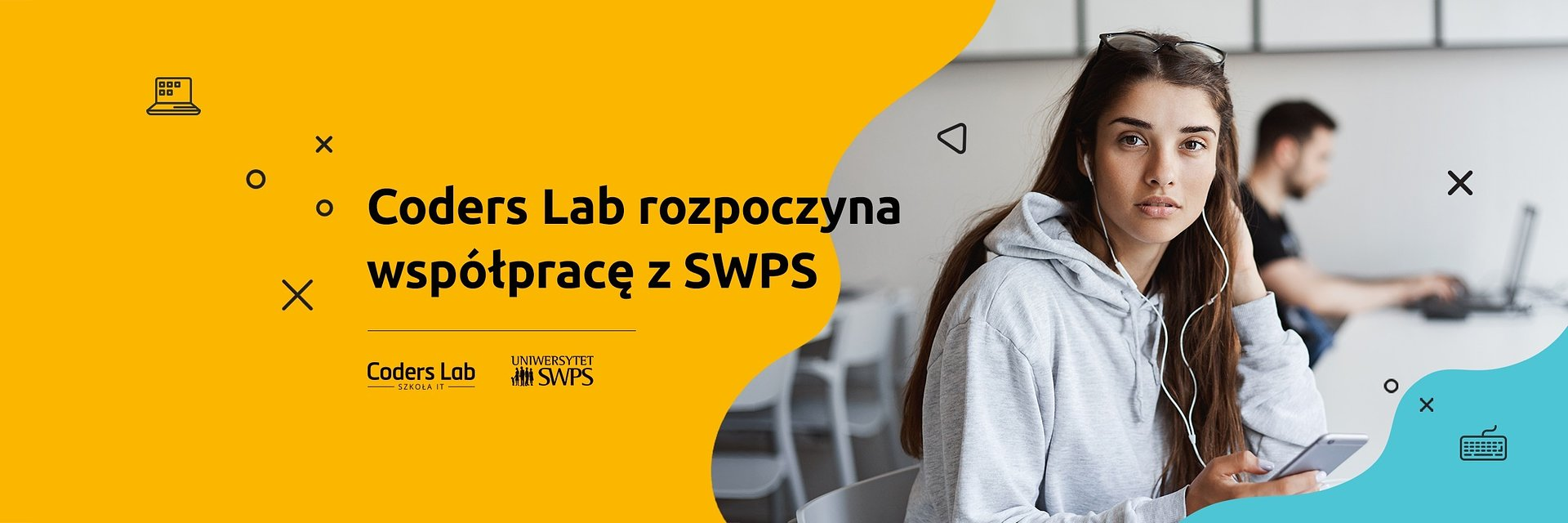 SWPS i Coders Lab zapraszają na nowy kierunek studiów