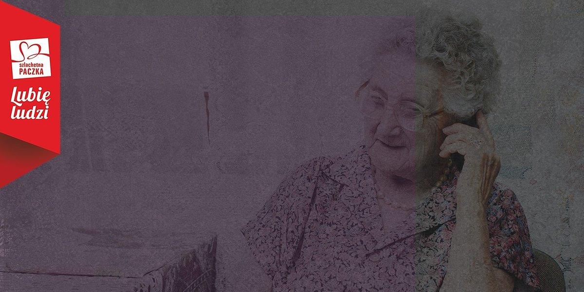 Pomóż walczyć z epidemią samotności. Szlachetna Paczka uruchamia zbiórkę na telefon wsparcia dla seniorów – DOBRE SŁOWA