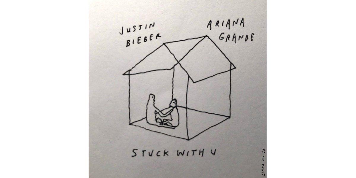 """Ariana Grande i Justin Bieber z uroczym klipem do """"Stuck With U"""""""