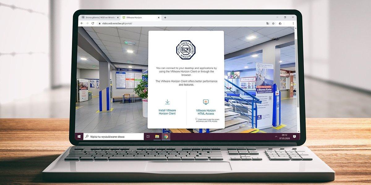 Innowacyjna uczelnia zapewnia 1000 miejsc w wirtualnych laboratoriach