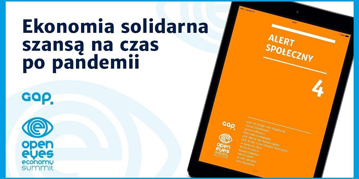 Kolejny Alert Społeczny z udziałem Joanny Sadzik, prezeski Stowarzyszenia WIOSNA, organizatora Szlachetnej Paczki