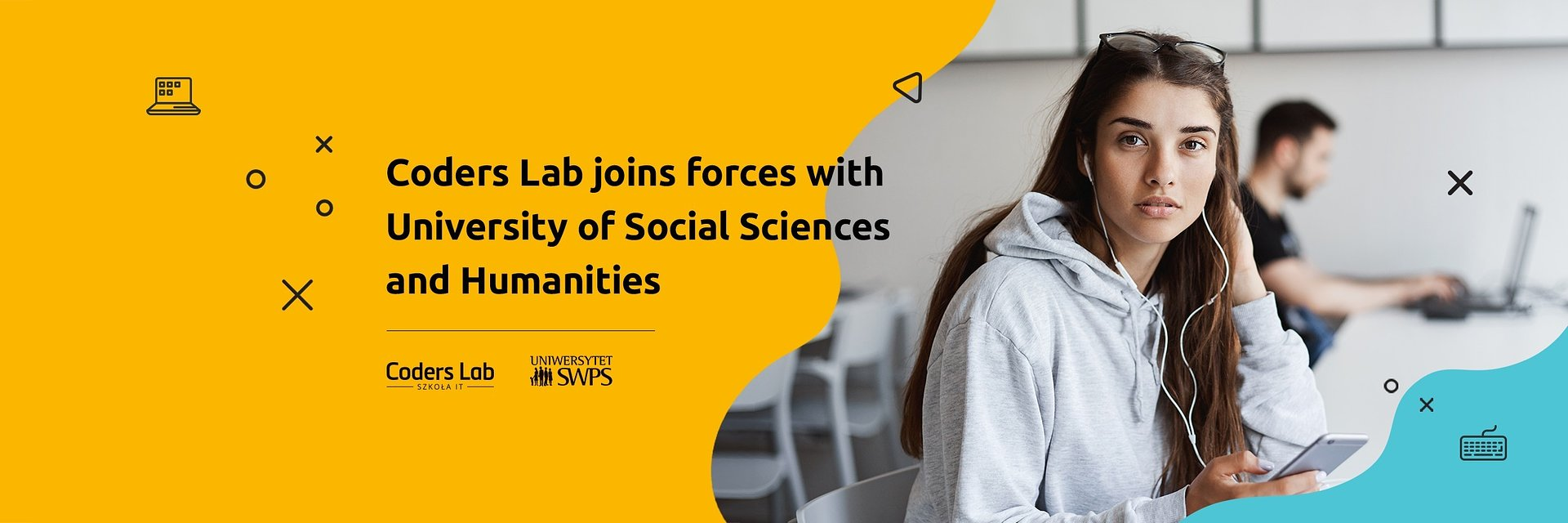 Coders Lab joins forces with SWPS
