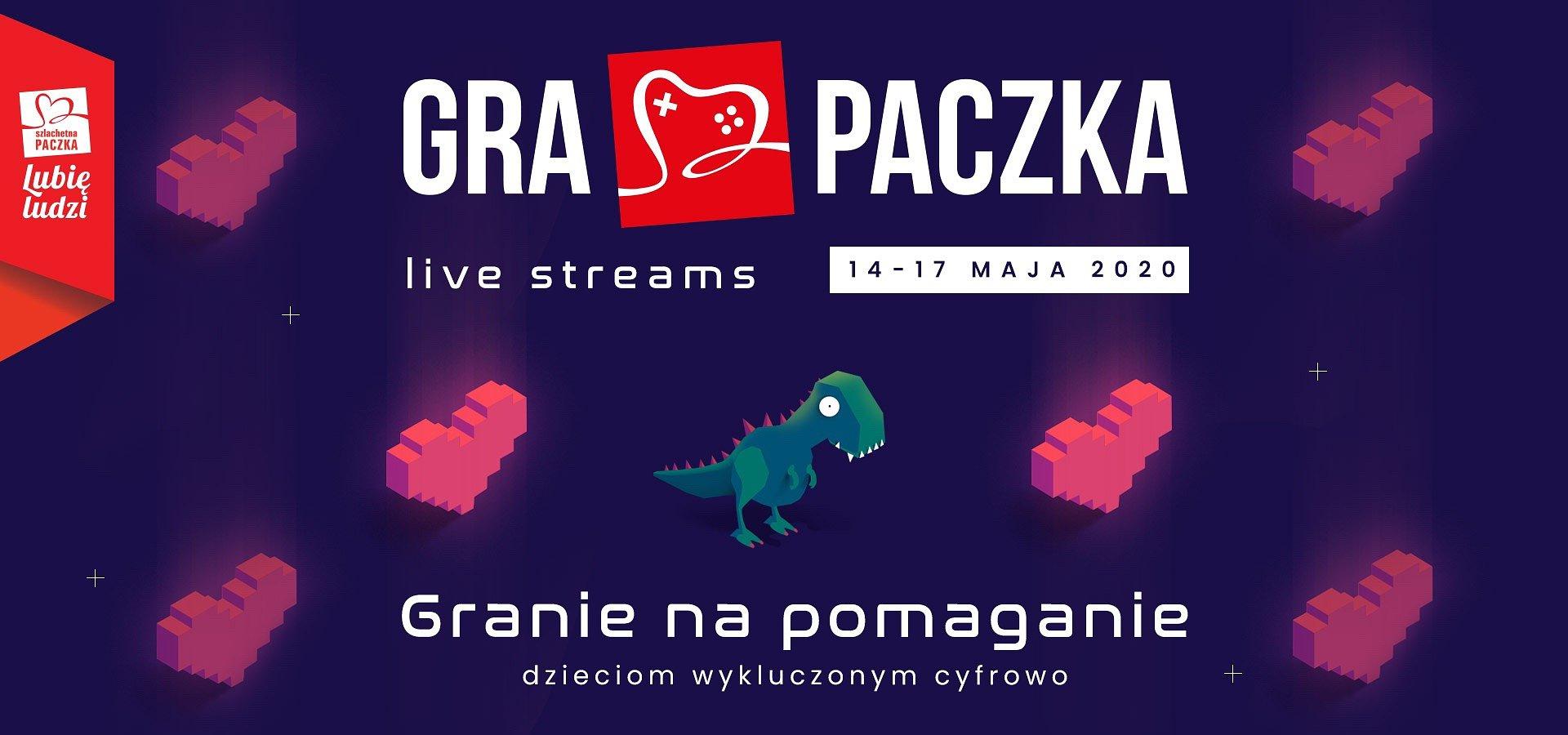 Komputronik Gaming i Fundacja Komputronik partnerami akcji Gra Paczka