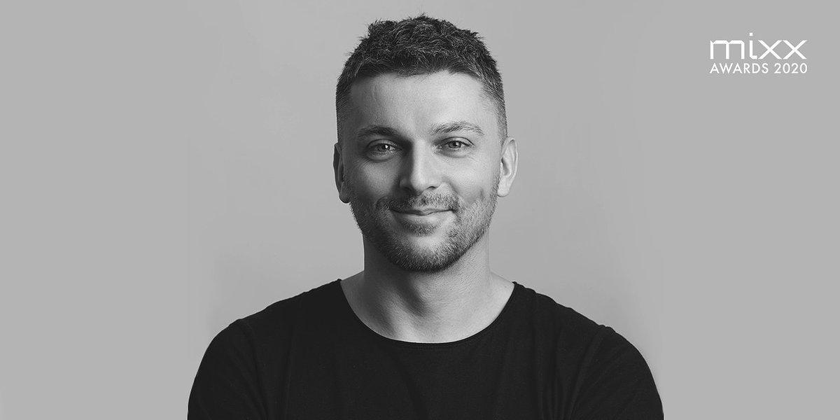 Łukasz Majewski w jury konkursu MIXX Awards 2020