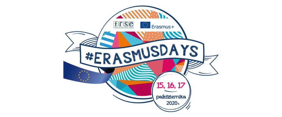 #ErasmusDays 2020 czas… START