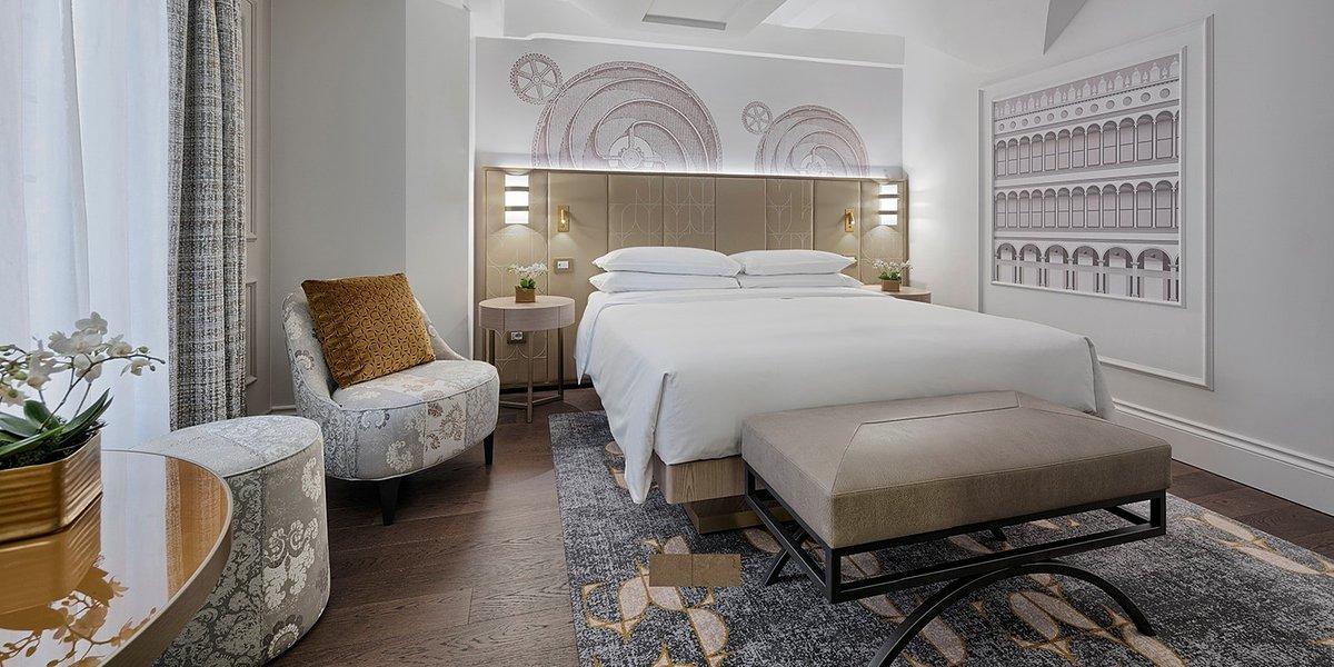Hilton Molino Stucky, industrial archeology becomes a prestigious hotel