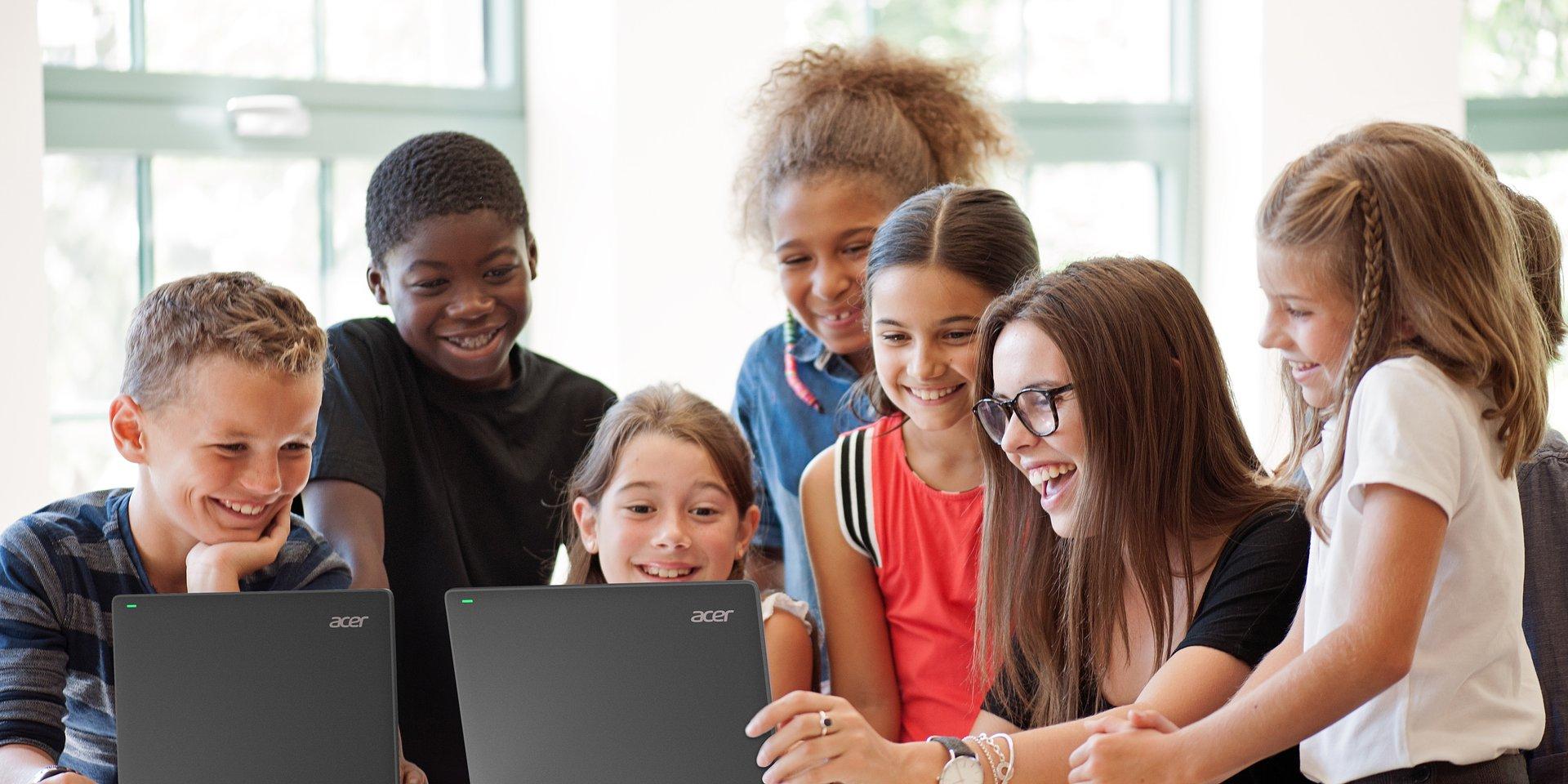 Acer & Skooler razem dla efektywnej edukacji