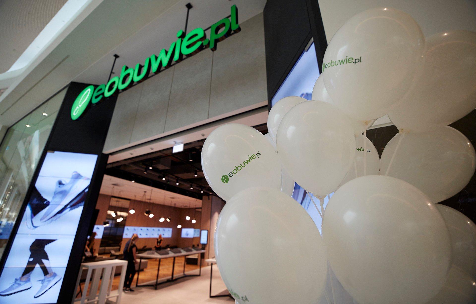 Eobuwie.pl otwiera sklep stacjonarny w Szczecinie
