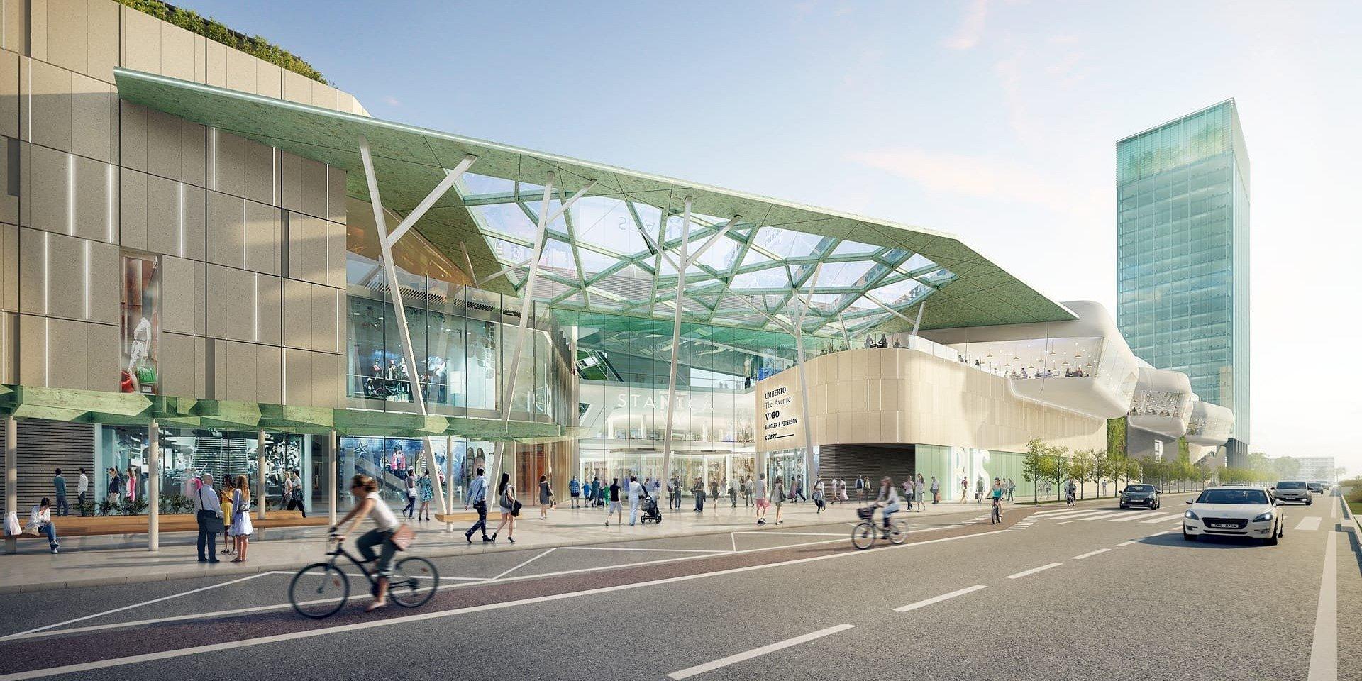 HB Reavis enthüllt das Bauprojekt des neuen Bratislava Busbahnhofs bei MAPIC
