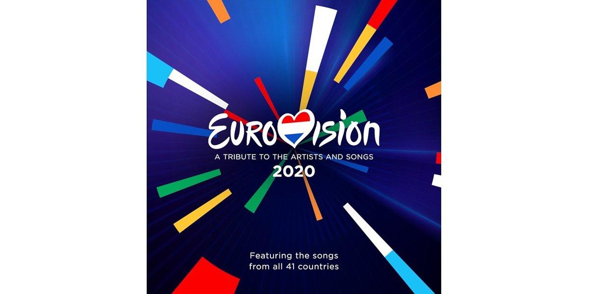 """""""Eurovision Song Contest 2020"""" – składanka już w sprzedaży"""