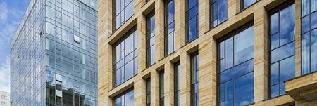 Drittes Gebäude des HB Reavis Komplexes in Rekordzeit fertiggestellt