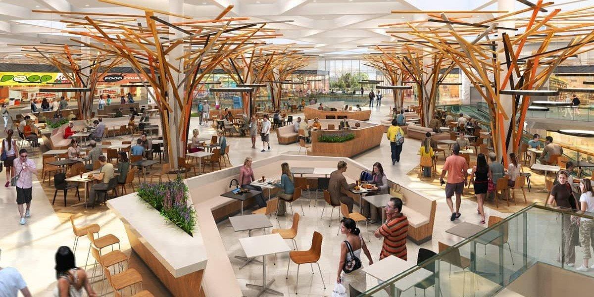 80% des neuen Aupark Einkaufszentrums in Hradec Králové bereits vor der Eröffnung im Herbst 2016 vermietet