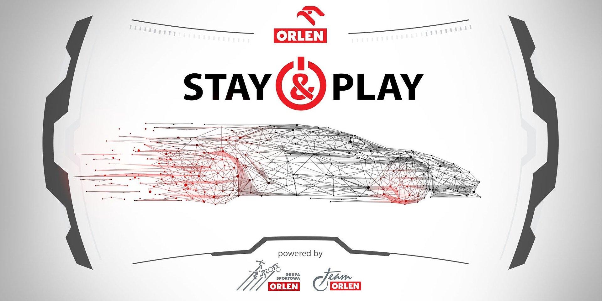 Sportowcy wspierani przez PKN ORLEN dołączają do wirtualnej rywalizacji