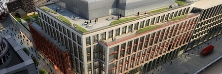 HB Reavis erwirbt mit Farringdon West Crossrail Oversite sein fünftes Objekt in London