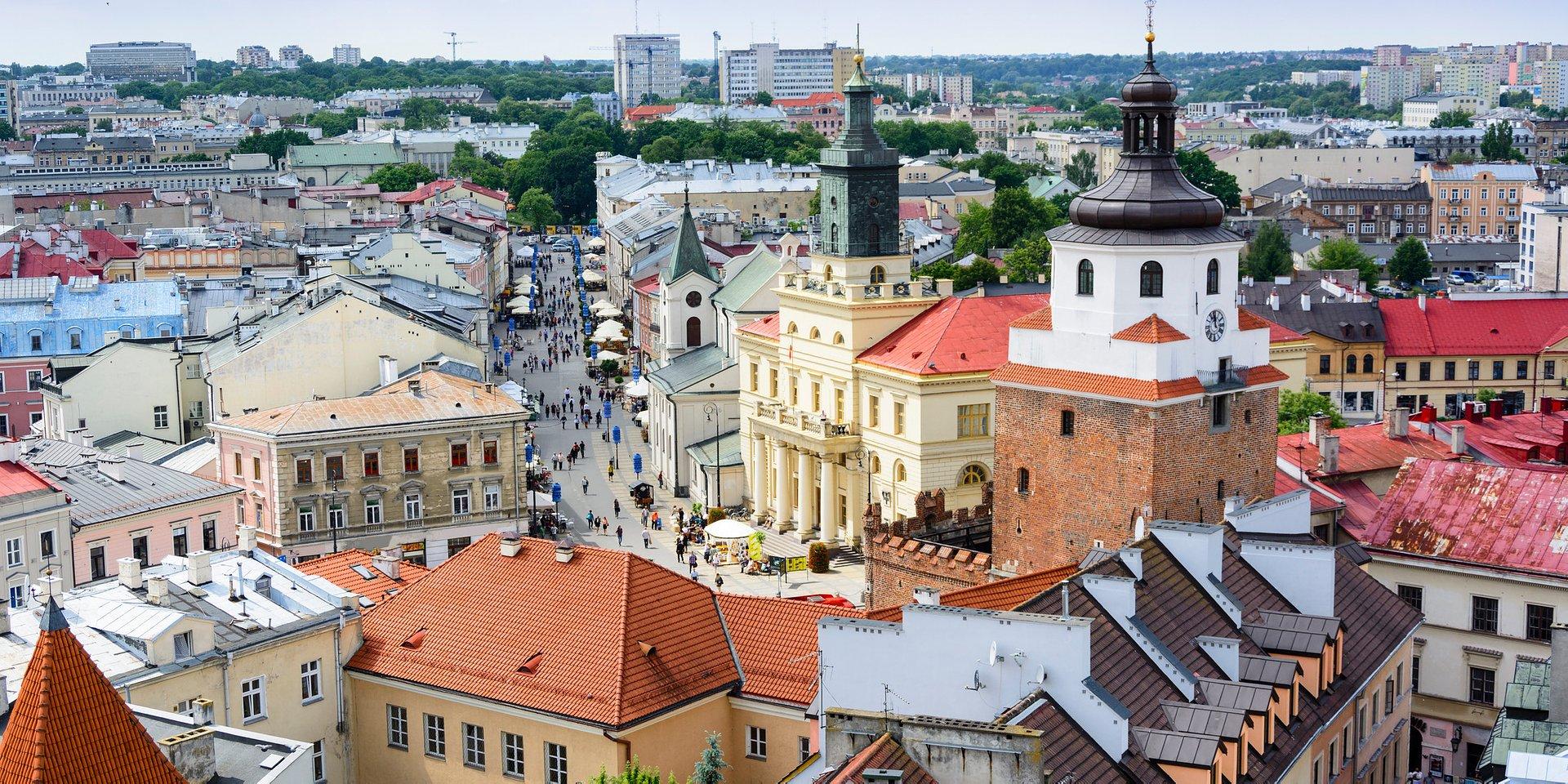 W lubelskim Tarcza Antykryzysowa chroni już polski biznes