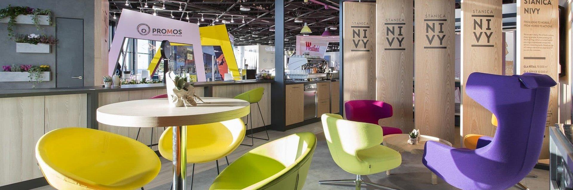 HB Reavis präsentiert Stanica Nivy auf der MAPIC – die Spielregeln für den Einzelhandel und die Gastronomie in Bratislava werden neu aufgestellt