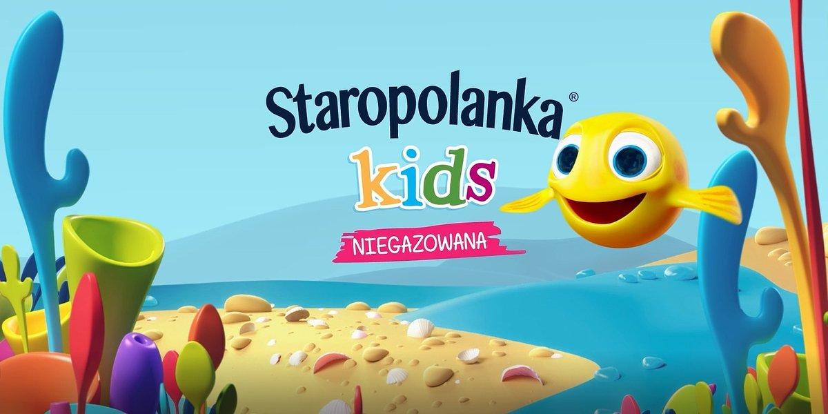 Rybka MiniMini bohaterką nowej Staropolanki KIDS