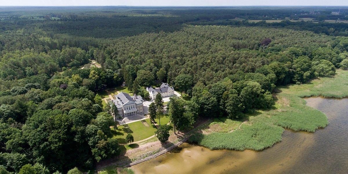 Schloss Manowce erhält Auszeichnung zur besten Hochzeitslocation Europas