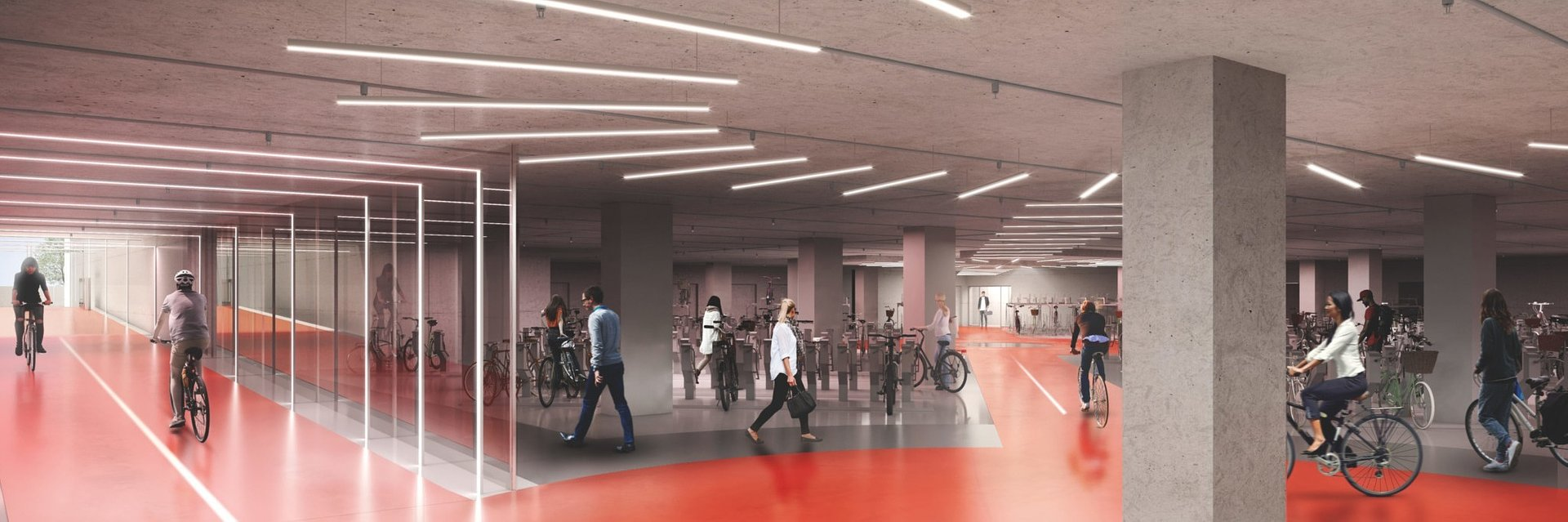 DSTRCT.Berlin: WELL Gold-Vorzertifizikat für neues Bürogebäude