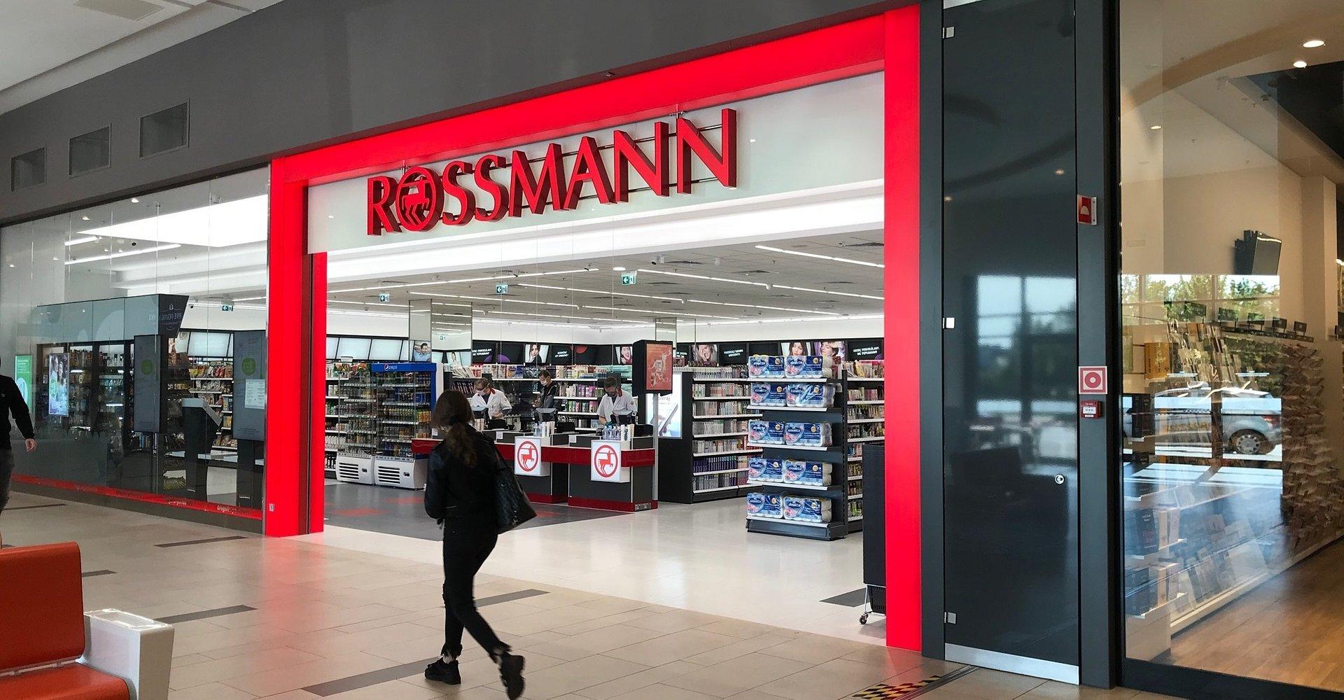 Rossmann w Avenidzie Poznań z nową lokalizacją